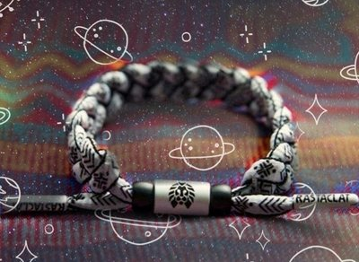 新品上市~RASTACLAT~美國潮牌編織手環