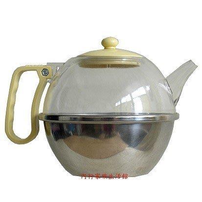 聲寶烘杯泡茶機HV-CA18B專用茶壺