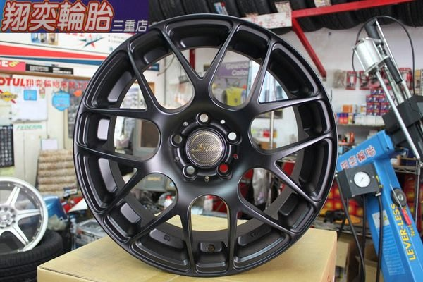 類HRE P40 M40  17吋 5X114.3 5X108 馬3 Focus  MONDEO  CIVIC 8 MAZDA FORTIS WISH
