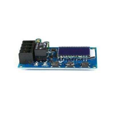 蓄電池電瓶充電控制模組 6-60V/充滿斷電/欠壓保護 W2-1 [300362]