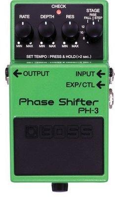 ☆ 唐尼樂器︵☆ BOSS PH-3 Phase Shifter 水聲 效果器 PH3