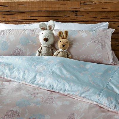 床包被套組 / 雙人加大【夢遊愛麗絲】含兩件枕套,100%精梳棉,奇妙童話時光,戀家小舖台灣製