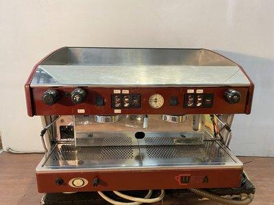 WEGA半自動營業用咖啡機附配件 咖啡機吧台 咖啡機吧檯 義大利製造A3762【晶選二手傢俱】
