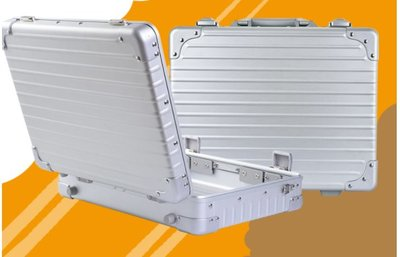 鋁鎂合金箱 全鋁手提箱提款箱文件箱 鋁合金密碼箱公文箱