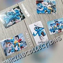 📢📢八達通相紙貼紙😸😸 藍精靈