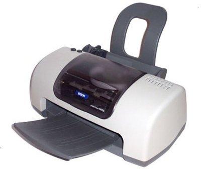 零件機 EPSON STYLUS C41UX (僅噴頭組塞)