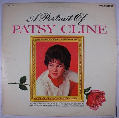 《二手美版黑膠》A Portrait Of Patsy Cline