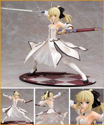 《藍鯨模型》 GSC WF限定 Fate 賽巴 賽芭 saber lily 勝利黃金之劍