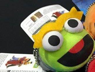 全新日本 芝麻街 Elmo Cookies Bigbird 吊飾orcar