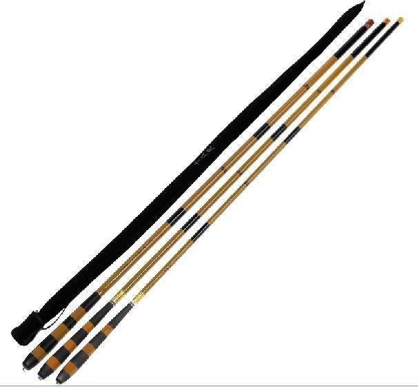 【格倫雅】^佳釣尼釣魚竿 淩竹4.5米碳素臺釣竿 超輕 超細魚竿 漁具 漁竿14343