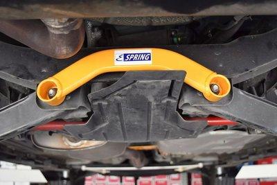 阿宏改裝部品 E.SPRING FORD KUGA 鋁合金 後下拉桿 2點式後下拉桿