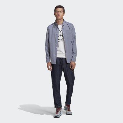 ADIDAS ORIGINALS X HUMAN MADE GM4185 牛仔長褲 一個尺寸一件