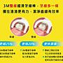 【特價中】【3M】 雙線細滑牙線棒-散裝超值量販包1包128支(6包共768支)