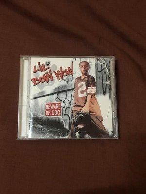 【低價直購  】【 絕版 CD 】LIL BOW WOW ~ BEWARE OF DOG 嘻哈 饒舌