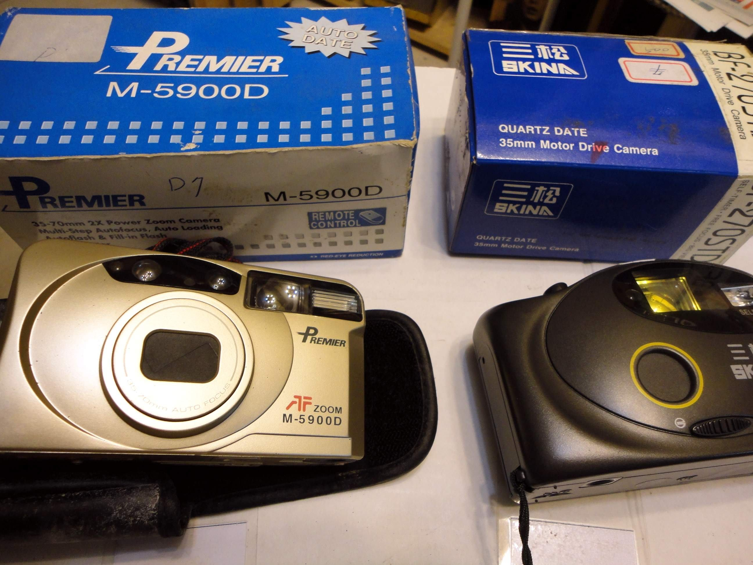 ** Q96 照相機傳統型底片式
