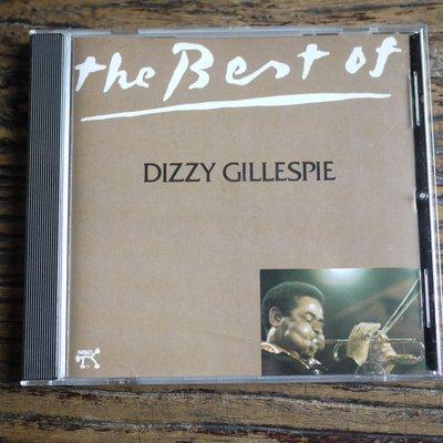 【午後書房】The Best of Dizzy Gillespie [Pablo] (CH) 170405-07 C2
