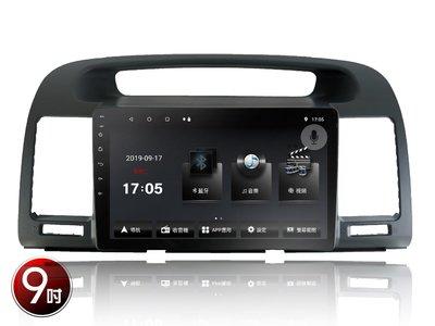【全昇音響 】02CAMRY專用機 八核心 獨家雙聲控系統,支援倒車影像(選配)-CVBS/AHD/TVI等高階款式