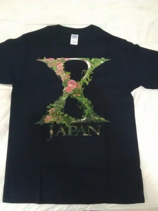 X JAPAN TOUR 2015 12/4橫濱 會場當日限定Tee