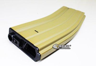 【翔準軍品AOG】M4 彈匣 450連 (尼色) 電動槍 彈匣 彈夾 電槍 G&G SRC ICS BOLT D-10-