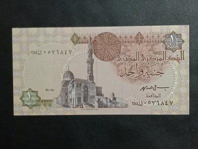 1978年埃及 1 POUND紙鈔