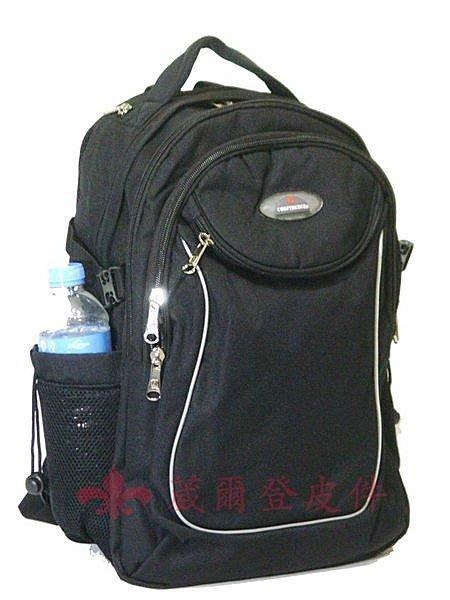 【葳爾登】高飛登confidence後背包公事包電腦包,旅行袋,書包,行李背包登山包手提包5922黑