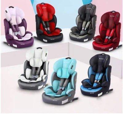 全新(太空甲)兒童汽車安全座椅  2 款