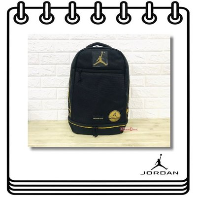 【DRAWER】限定 Jordan ASAHD X Jumpman 後背包 背包 黑色 喬丹