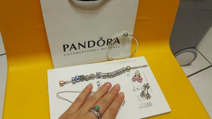 PANDORA潘朵拉銀飾品(保證真品)歡迎面交