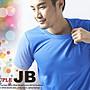 JB 專業衣廠【MIT6】 台灣製造圓領素面吸濕...