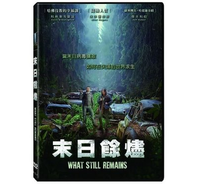合友唱片 面交 自取 末日餘燼 DVD What Still Remains DVD