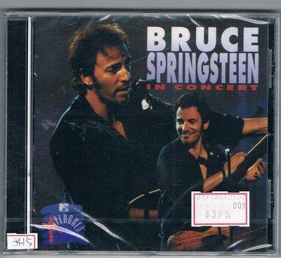 [鑫隆音樂]西洋CD-布魯斯.史普林斯汀:MTV PLUGGED  [5099747386022]全新/免競標