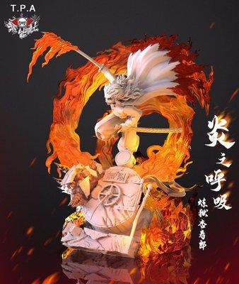 【新品預告】TPA 超能社-鬼滅之刃柱系列第二彈炎柱 GK