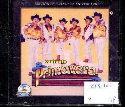 *真音樂* CONHUNTO PRIMAVERA / MORIR DE AMOR / EDICION ESPECIAL 二手 K15202 (封面底破)