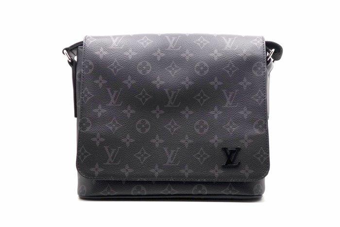 【青蘋果】LV 路易威登 Louis Vuitton  District PM 男士 郵差包 M44000 #27039