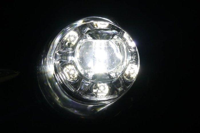 幸福車坊 TOYOTA RAV4 專用 LED 霧燈 光圈日行燈  超完美亮度 台灣製造