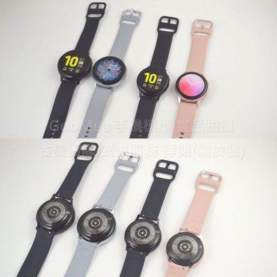 GooMea模型原裝Samsung三星Watch Active 2 R830 40mm樣品拍戲道具包膜整人假機網拍1:1