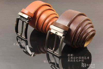 『老兵牛仔』CY-10(扣頭升級)義大利新款時尚百搭真皮皮帶男士/頭層牛皮/復古/彈力/耐拉/個性