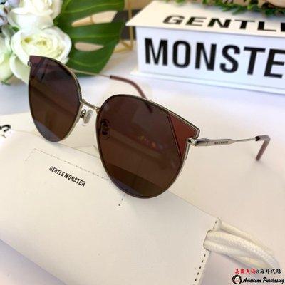 美國大媽代購 GM gentle monstergm  前衛時尚 熱賣男款太陽眼鏡 顏色3 墨鏡 潮流新寵 韓國代購