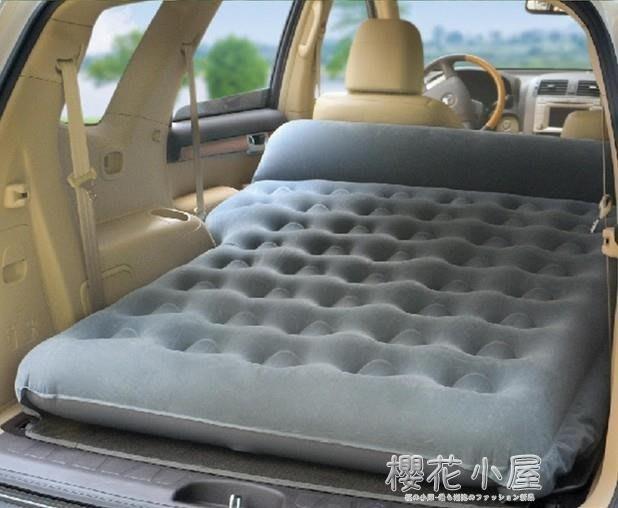 車震床車載充氣床SUV車中床MPV車載旅行床轎車面包越野車后排通用