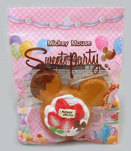 極上日貨 最新 日本 NIC 迪士尼 正版 米奇頭造型 Squishy 軟軟 日本境內版 紓壓小物 3款 現貨