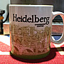 星巴克 城市杯 德國- 海德堡 全新品...