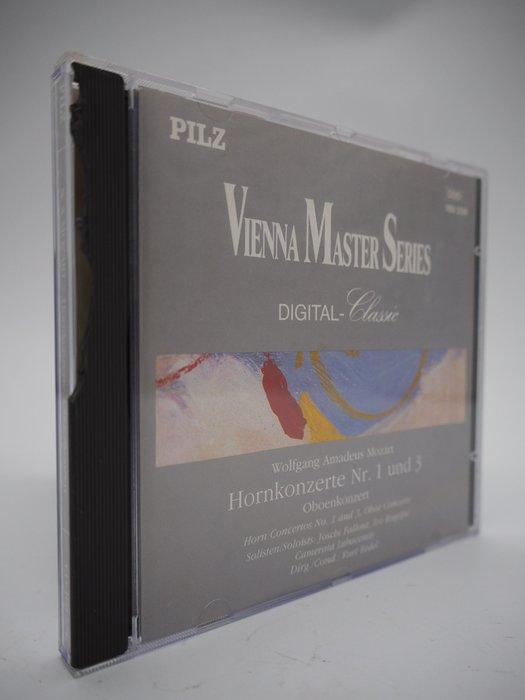 Mozart/Hornkonzerte Nr. 1 und 3_Vienna Master Series〖專輯〗ADI