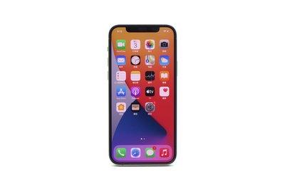 【台南橙市3C】Apple iPhone 12 綠 256G 256GB  6.1吋 二手手機  蘋果手機 #61218