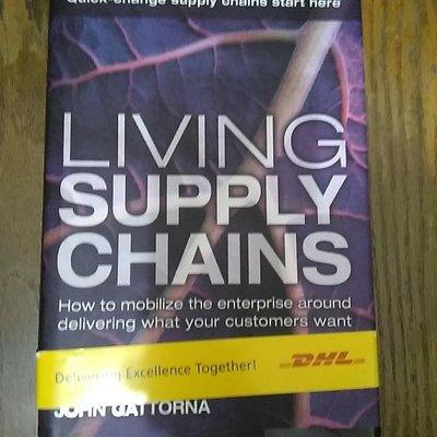 雷根《Living Supply Chains: how to mobilize the enterprise around》#9成新#P1463