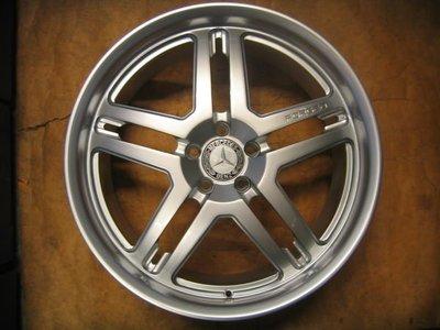 【益和輪胎】5孔112美製鍛造 20吋鋁圈 BENZ  W164  W251  W221  W212適用
