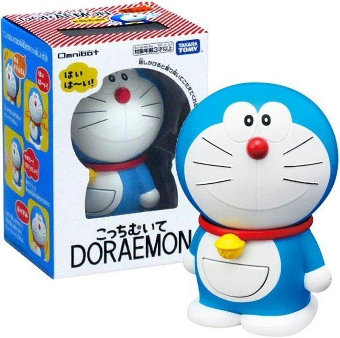 天使熊雜貨小舖~日本帶回哆啦A夢互動機器人 聲控機器人/玩具