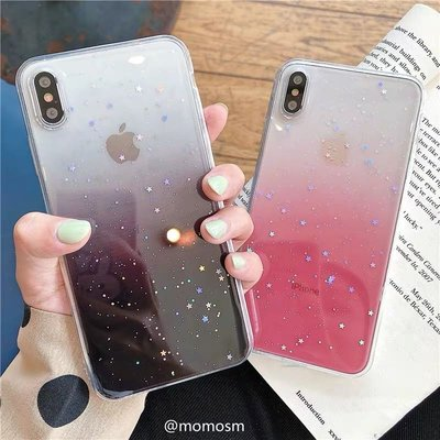 iPhone11pro Max閃粉6 7p/8plus XR X XsMax 手機套 手機壳