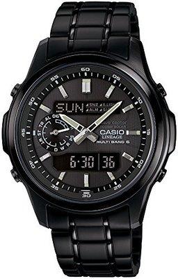 日本正版 CASIO 卡西歐 LINEAGE LCW-M300DB-1AJF 電波錶 男錶 太陽能充電 日本代購