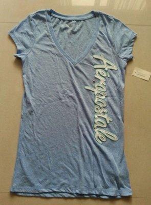 美國品牌AEROPOSTALE女生短袖T恤