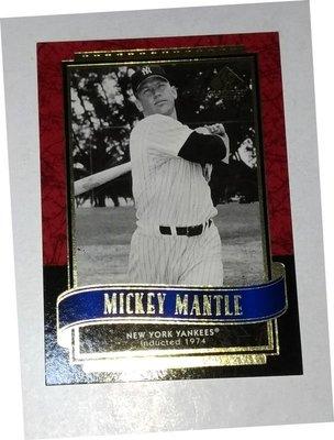 [五星上將]UPPER DECK(SP) NO.91 Mickey Mantle